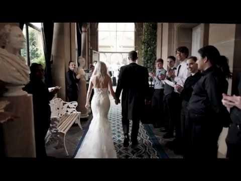 Weston Park Luxury Exclusive Use Wedding Venue