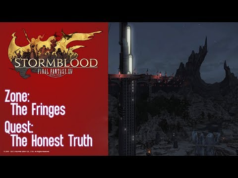 FFXIV Stormblood Quest: The Fringes - The Honest Truth