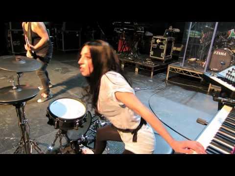 Lady Gaga - iTunes Festival Rehearsals ('Swine')
