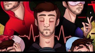 'You Need To Wake Up!' - Jacksepticeye Egos Speedpaint