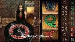 Book of Ra Roulette by Extreme Live Gaming