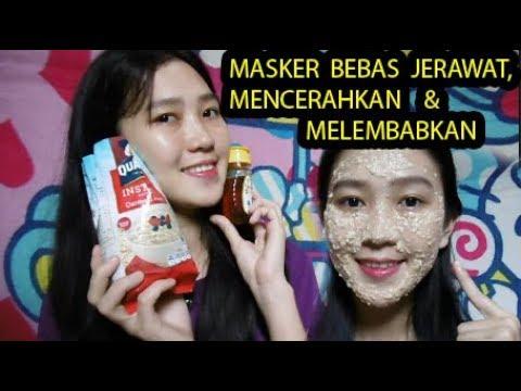 Masker Bebas Jerawat Mencerahkan Serta Melembabkan Wajah Youtube