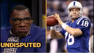 UNDISPUTED | Shannon reacts to Peyton Manning as the best #1 pick in NFL history