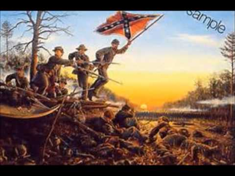 To Arms In Dixie Confederate Theme Song
