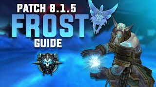 FROST DK - 8.1.5 Advanced PVE Guide