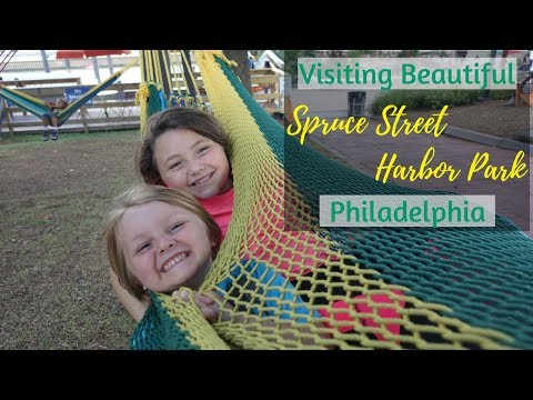 Spruce Street Harbor Park | The Best Park In Philly For Families