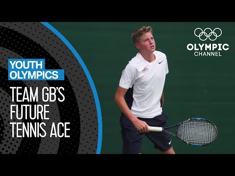 Download Youtube: Toby Samuel: Team GB's Future Tennis Ace! | Youth Olympic Games