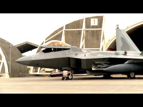 F 22 Paptor Fighter Jet | Don't See ! Its Confidential.