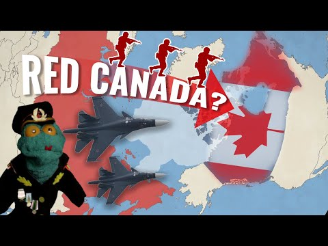 Could Russia Invade Canada? (If US Remains Neutral?)