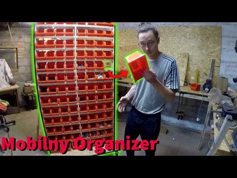 Mobilny Organizer / #01 Karbon Buduje