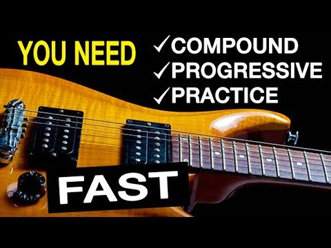 The Fastest Way to Better Chords & Solos (WORKS EVERY TIME!)