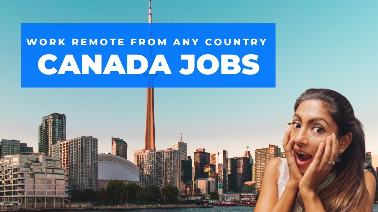 Download Work from home- CANADA JOBS   No experience needed   Get Canadian experience   Nidhi Nagori