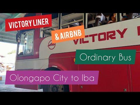 VLI ORDINARY BUS (Olongapo-Iba Trip)