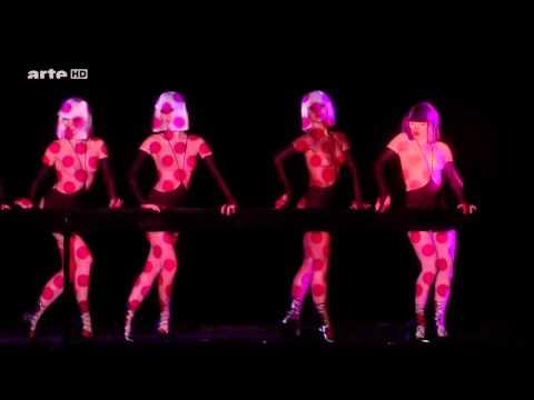 Pariser Showgirls-Crazy Horse