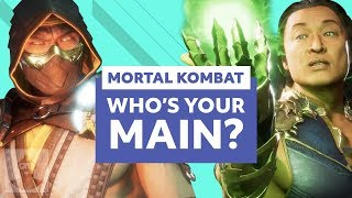 What Your Mortal Kombat 11 Main Says About You! | The Leaderboard