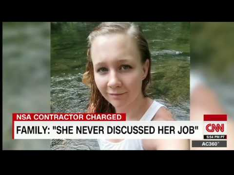 Reality Winner mom fears she will be made an example of