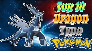 Top 10 Strongest Dragon Type Pokemon In Hindi | Top 10 Best Dragon Pokemon In Hindi SuperDuperHindi