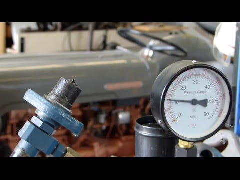 Lanz Bulldog Injector Repair