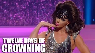 Alyssa Edwards Audience Warm Up - RuPaul's Drag Race Reunited Countdown to the Crown