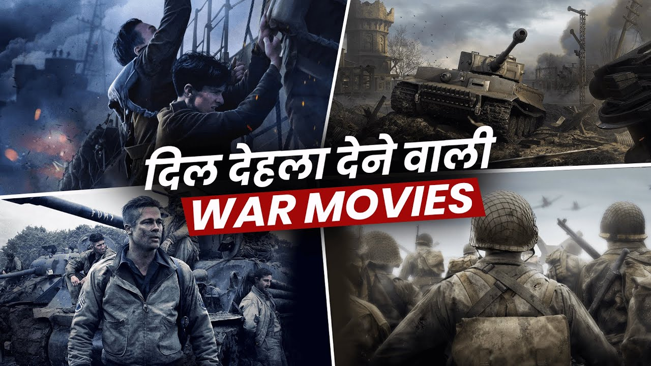 Download Top 10 Best and World War Movies in Hindi | Great War Movies in Hindi | Moviesbolt