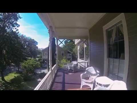 Travel Destination: Williams House B&B, Amelia Island, FL