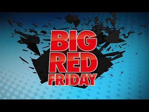 Ok Furniture Big Red Friday Sale 9th June Only Youtube