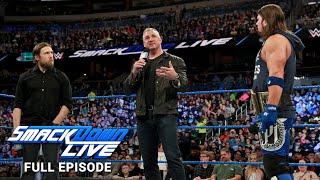 WWE SmackDown LIVE Full Episode, 2 January 2018