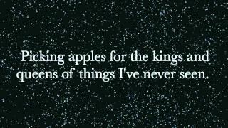 Radio Cure - Wilco (lyrics on screen)