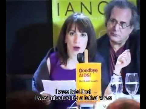 Maria Papagiannidou, Goodbye AIDS