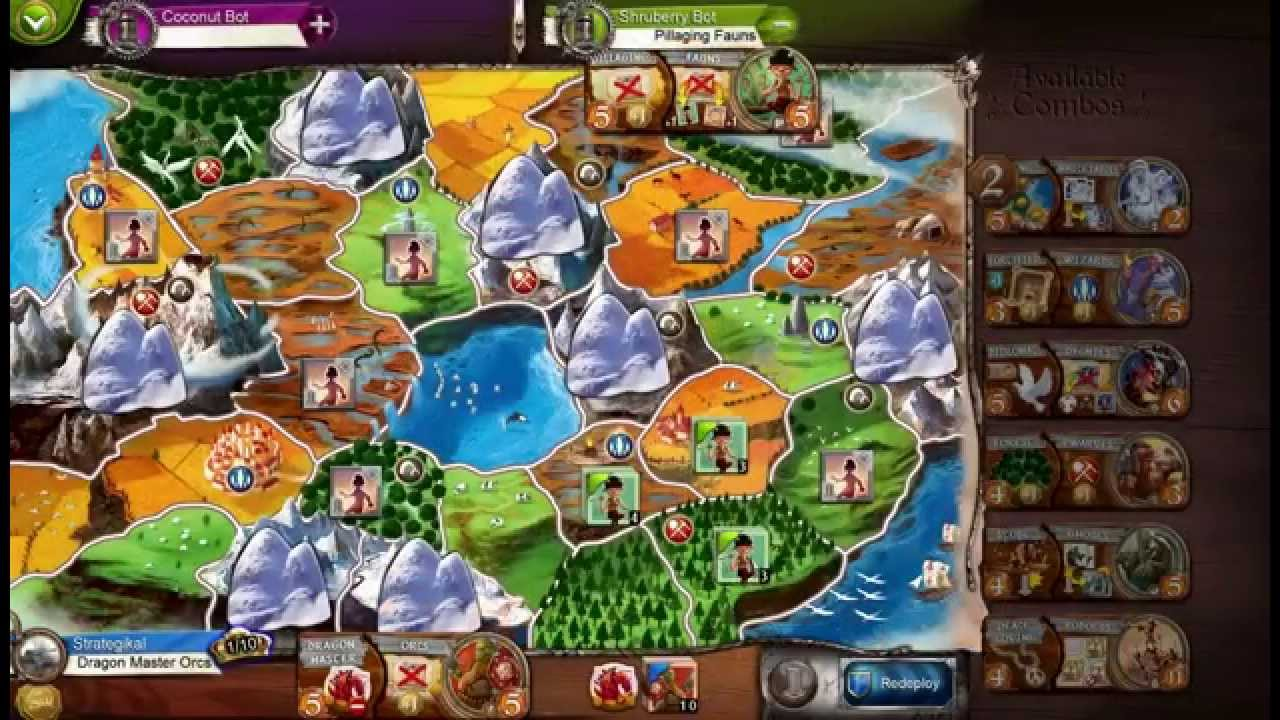 Small world 2 gameplay small map youtube small world 2 gameplay small map gumiabroncs Images