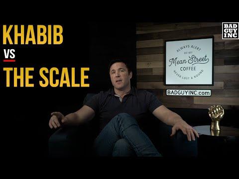 Khabib Nurmagomedov vs The Scale
