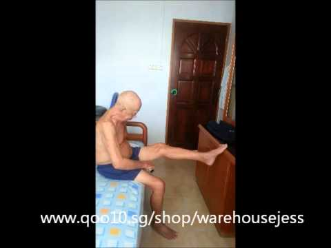 Moxibustion Recovery From Stroke After 2 Weeks Alternative Therapy TCM