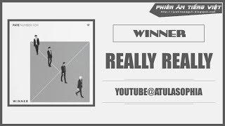 [Phiên âm Tiếng Việt] Really Really - Winner