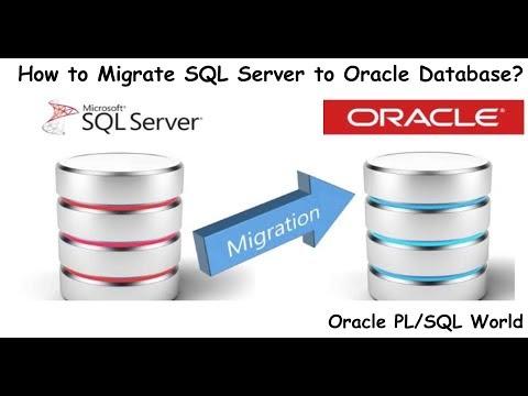 Database Migration Technology | Oracle