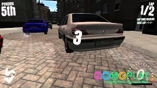 Headlong Racing - Career Gameplay (PC / MAC) [HD]