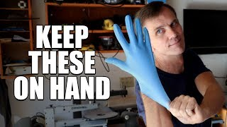 5 Woodworking Shop Essentials. (DON'T RUN OUT OF THESE!)