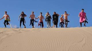Global Surf מחנה גלישה לנוער במרוקו 2017 #1