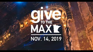 Give to the Max 2019 - The Southern Theater