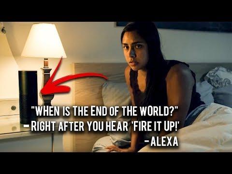 11 Scariest Things Alexa & Siri Have Ever Said!