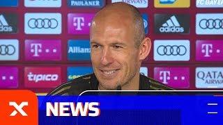Arjen Robben über Freund Franck Ribery, Titelkampf und Zukunft | FC Bayern München | SPOX