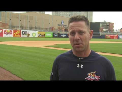 A Day In The Life Of The Toledo Mud Hens Grounds Crew