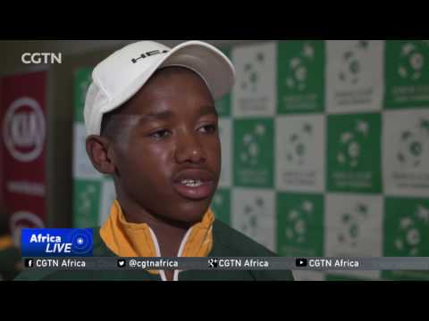 South Africa team set sights on next tier in world tennis