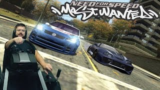 Схватка - Соний vs чувак на Toyota Supra Need for Speed Most Wanted