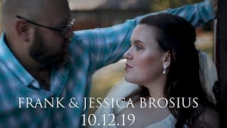 Williams Brosius 10.12.19 / /  Wedding Highlight Video  // A Wedding Film (Canon SL2 24mm 50mm)