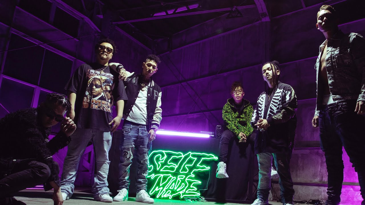 KOWICHI, Candee, SATORU, ERASER, Merry Delo & ZOT on the WAVE - SELF MADE CYPHER