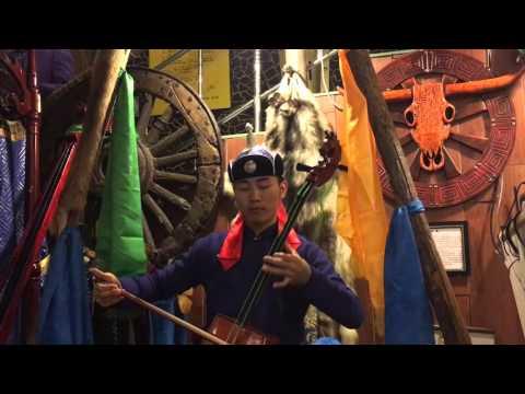 Music of Inner Mongolia Hohhot