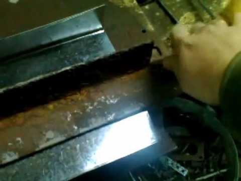 видео: листогиб своими руками