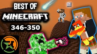The Very Best of Minecraft | 346-350 | Achievement Hunter Funny Moments