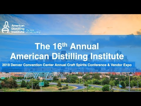 Annual Craft Spirits Conference & Vendor Expo - American