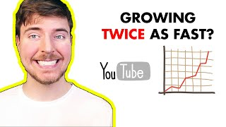 Why Mr Beast will OVERTAKE PewDiePie in YouTube Subscribers